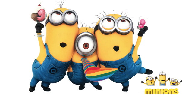 Which minions are you?