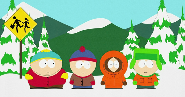 Which character of South Park are you?
